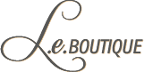 L.E. Boutique Logo